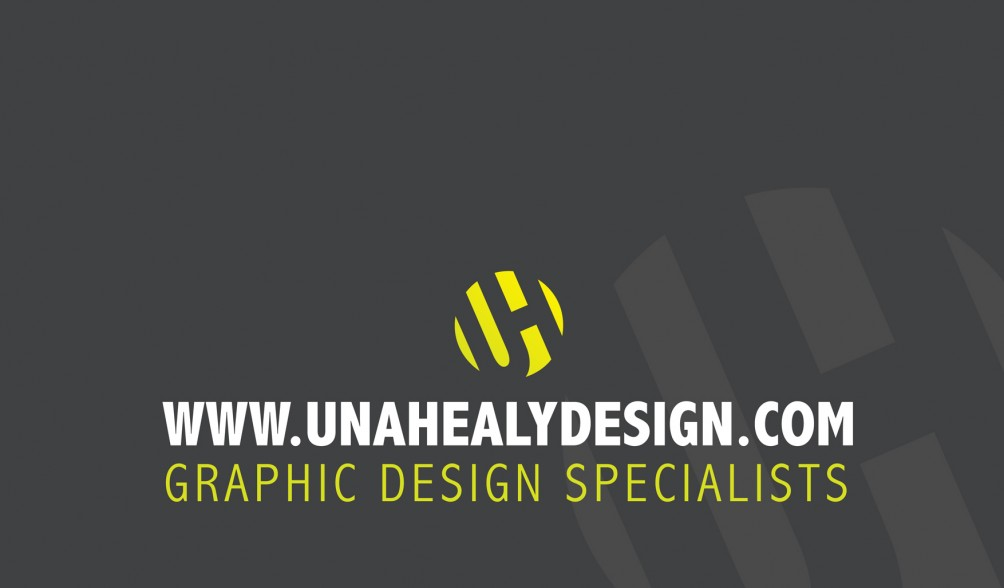 Welcome to Una Healy Graphic Design Dublin