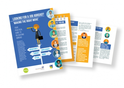 EURES Brochure Design