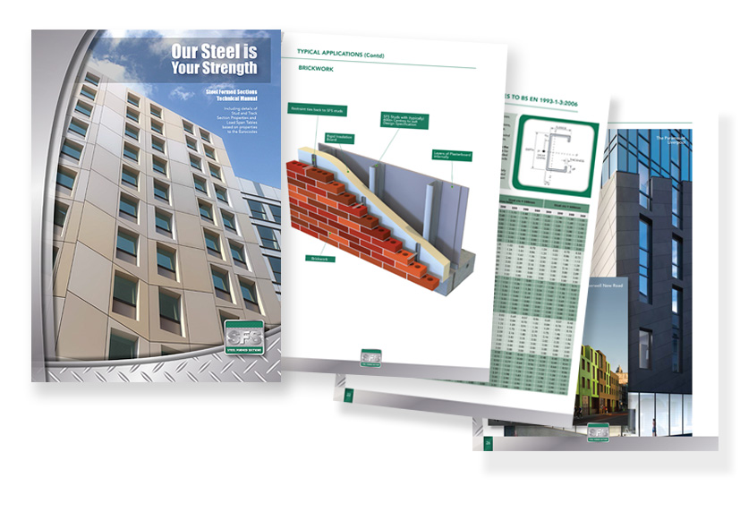 Brochure Design for Building Company