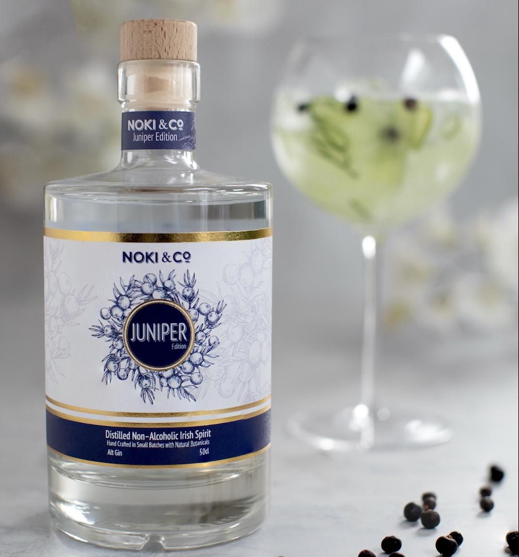 Gin Label Design Dublin