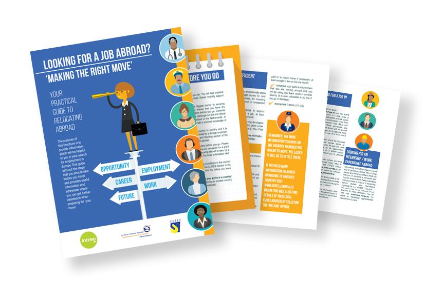 EURES Brochure Design