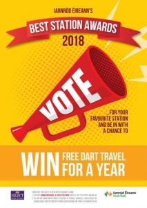 Irish Rail Poster Design 2018