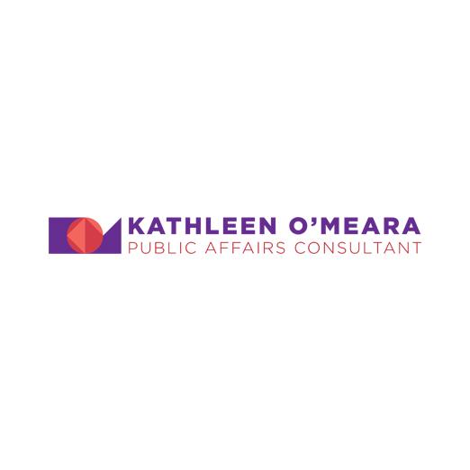 Kathleen O'Meara Logo Design