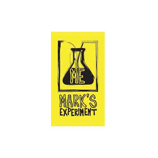 Marks Experiment Logo Design.