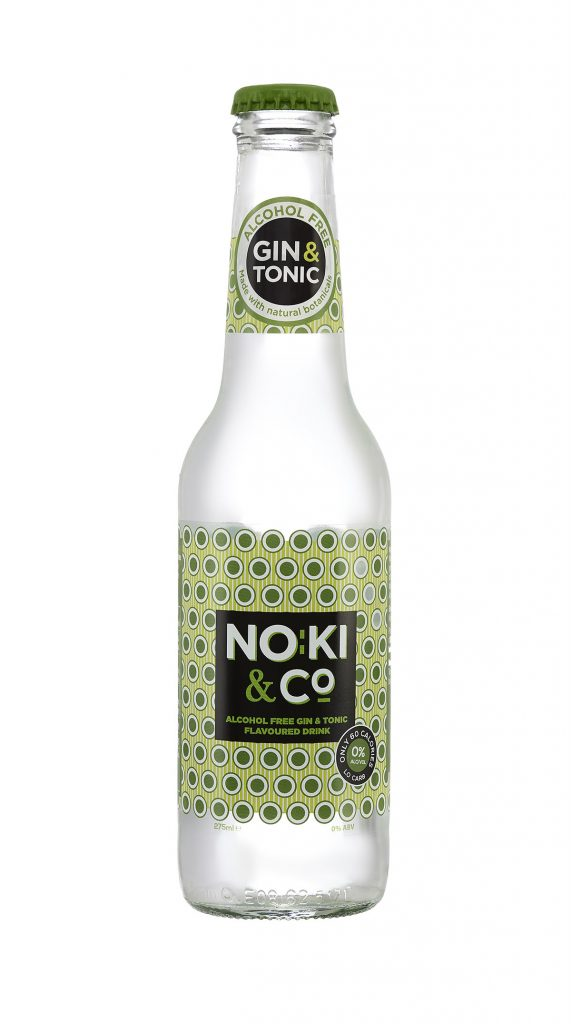 NOKI - Drinks Label Design Dublin