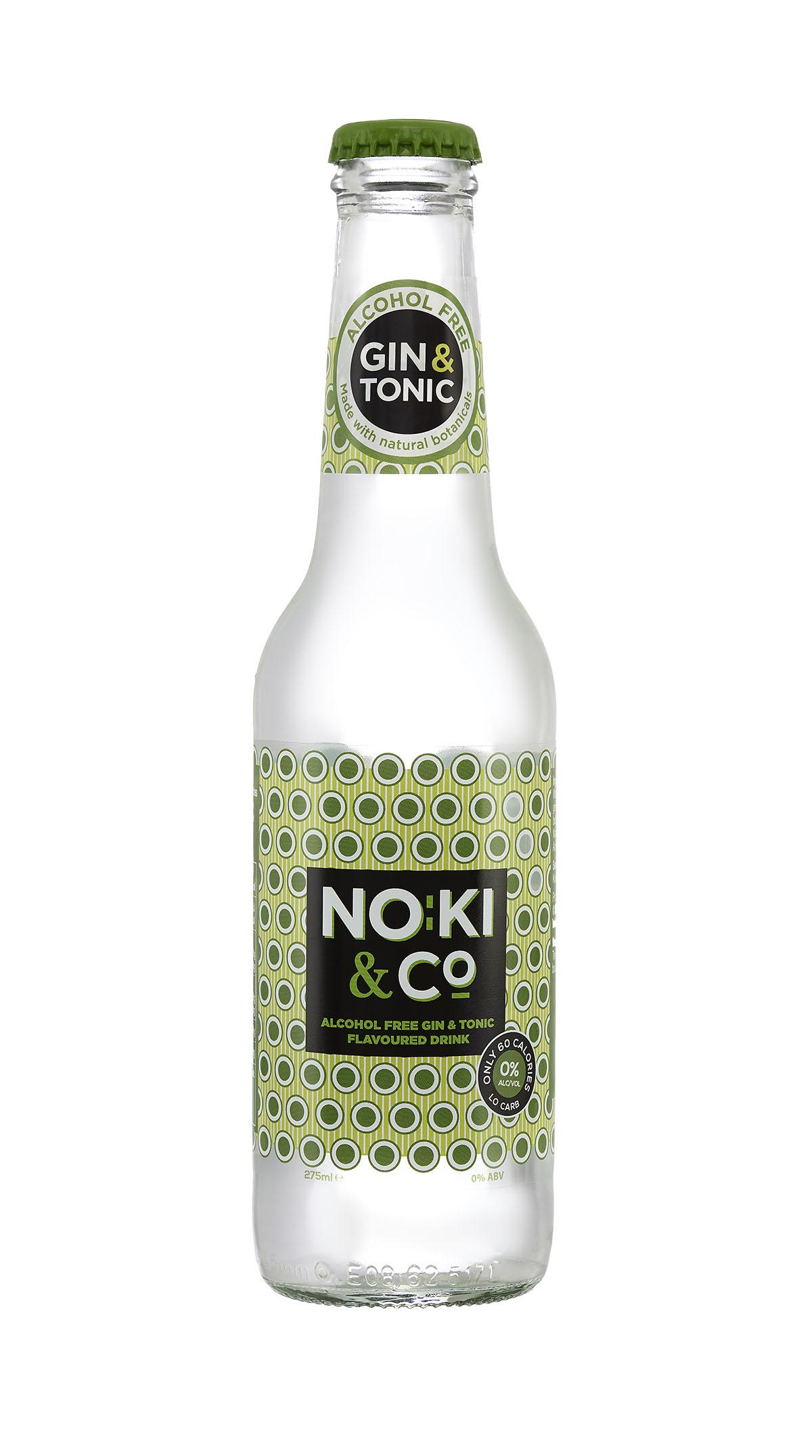 NOKI - Drinks Label Design Dublin
