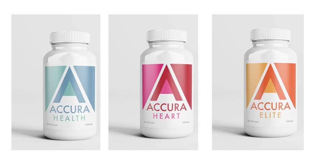 Packaging Design for Nutrition Products