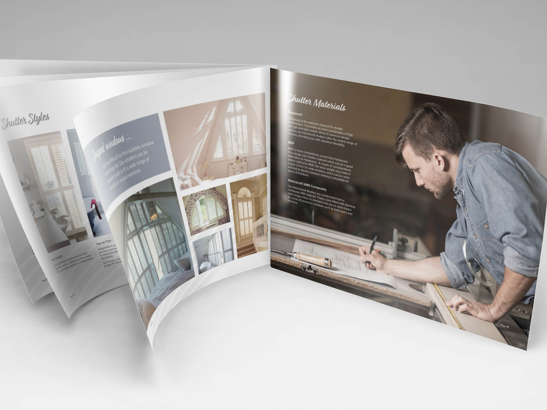 Brochure Design New Hampshire Interiors