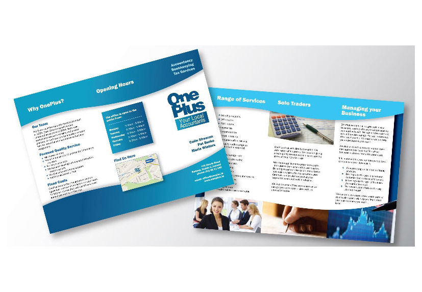 Brochure Design Dublin, Brochure Design Ireland