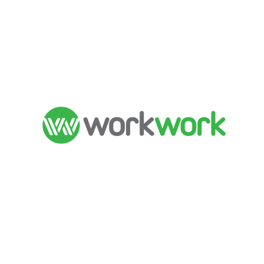 workwork Logo Design