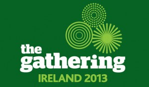 blog logo gathering green